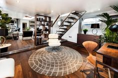Oyster Pier River Home Interior
