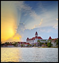 Grand Floridian - Hot and Cold