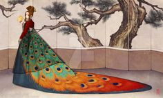 """""""Binyeo"""" is a kind of hair accessory, stick shaped,for married women's Jjok. forms of one side of Binyeo signify her status and pray. (1) eastern dragon : only for the queen(2) eastern phoenix : fo..."""