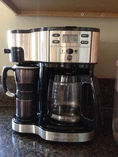 Hamilton beach coffee maker reviews