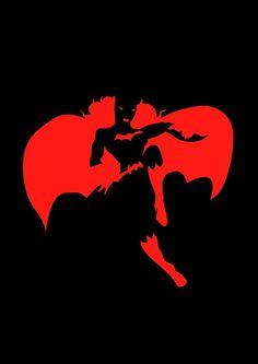 Hero Colors: Batwoman