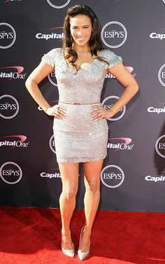 2013 ESPY Red Carpet: Paula Patton