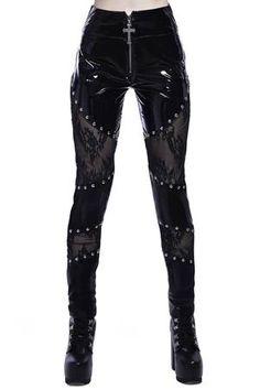 Women's Bottoms | Jeans, Leggings, Skirts & Shorts | Killstar Black Leggings Outfit, Tribal Leggings, Lace Leggings, Legging Outfits, Printed Leggings, Leggings Store, Cheap Leggings, Jeans Leggings, Edgy Outfits