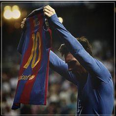 Dale 'retweet' si crees que MESSI es el mejor jugador del mundo #Messi #LaLiga