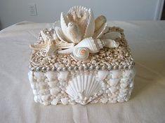 decorating with shells - Pesquisa Google