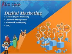 #Digital #marketing is an umbrella term for all of your #online marketing efforts. #Businesses leverage digital channels such as #Google #search, social media, email, and their websites to connect with their current and prospective customers.  Please Visit the Site: www.xtracareit.co.in/digital-marketing/