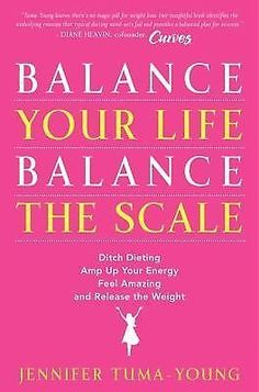 BALANCE YOUR LIFE BALANCE THE SCALE TUMA-YOUNG (HARDCOVER) NEW FREE SHIP CONT US