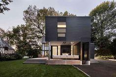 Жилой дом в Rye перестроен Джобом Муром & Partners
