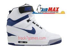 the latest cd811 9c14d Nike Air Revolution Sky Hi GS 599410-104 Chaussures Montante Nike Pas Cher  Pour Femme