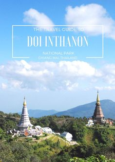 Thailand Travel Tips l A Guide to Doi Inthanon National Park, highest mountain in Thailand l Borderless Project Thailand Shopping, Thailand Travel Tips, Backpacking Thailand, Doi Inthanon National Park, Thai Travel, Chiang Mai Thailand, Camping And Hiking, Camping Tips, Koh Tao