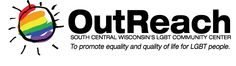 OutReach: South Central Wisconsin's LGBT Community Center. The center offers many programs for lesbian, gay, bisexual and transgender people. These include resource identification and referral, publications, a cybercenter, lending library, speaker's bureau, social and support groups, events, health programs, and fiscal sponsorship to six smaller nonprofit projects.