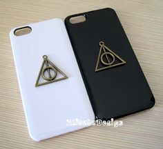 Handmade case Antique bronze harry potter case by AlibabaDesign, $1.30
