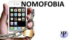 Liked on YouTube: Nomofobia Qué es la nomofobia?