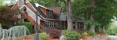Bryson City NC boutique hotel lodging. Formerly the Charleston Inn