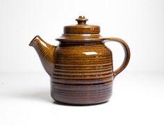 Vintage Arabia Big Teapot Mahonki Ulla Procope for by Wohnstadt