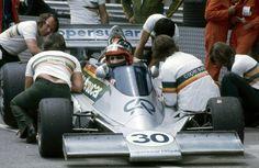 Emerson Fittipaldi (1976) by ~F1-history on deviantART