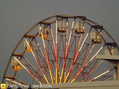 Redfest ferris wheel #CaptureTheCover entry - by David in Brisbane's Redland, Bayside Region. Click to enter your photos!