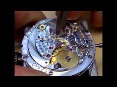 Rolex Watch Repair  Part 1/2.