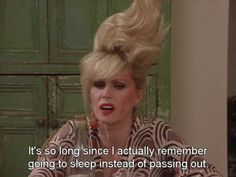 Absolutely Fabulous, 1992-1996
