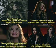 Trechos de séries // Pretty little liars