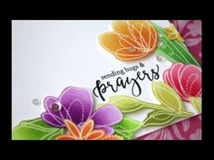 Watch as Nichol creates a Easter/Springtime peep-themed card using the March 2016 Card Kit and an exclusive Simon Says Stamp Die. For more information on the...