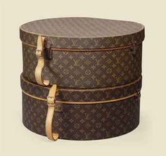 Handbags Two Louis Vuitton hat boxes in Monogram Canvas, Louis Vuitton, And Later - Louis Vuitton Watches, Louis Vuitton Hat, Louis Vuitton Luggage, Louis Vuitton Handbags, Louis Vuitton Monogram, Louis Vuitton Damier, Lv Handbags, Luxury Handbags, Marc Jacobs