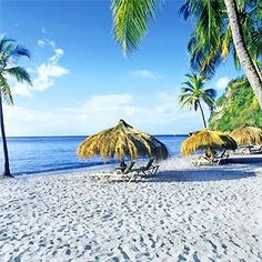 You haven't made up your mind where you want to go for your honeymoon vacation yet? Go to Saint Lucia and do not hesitate. Believe that it is worth visiting, and do not miss the first possibility to go there. So, let's discover Saint Lucia.  To beg
