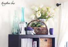 Decor for spring
