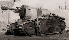 Немецкие пушки на французских плечах | Военно-исторический портал Warspot.ru