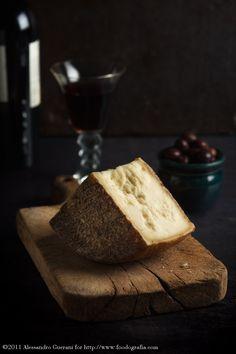 Mature Tuscan Pecorino Cheese