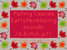 Falling leaves sounds FREE