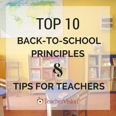 The Ten Guiding Principles were developed to help teachers start the new school year off right. This slideshow highlights each principle and gives specific ideas for implementing them. https://www.teachervision.com/back-to-school/teaching-methods/53210.html?utm_content=buffer59412&utm_medium=social&utm_source=pinterest.com&utm_campaign=buffer #backtoschool #ntchat