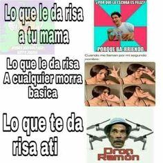 Best Memes, Dankest Memes, Funny Memes, Jokes, Funny Spanish Memes, Spanish Humor, Band Posters, Music Posters, Me Too Meme