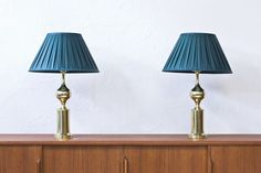 modernisten - 1960s table lamps by Aneta