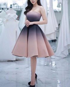 How do you feel about dresses with a gradient? If you like, put Celebrate friend... - #Celebrate #Dresses #Feel #friend #Gradient #put