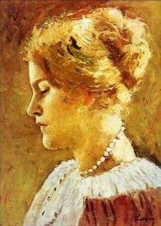 Stefan Luchian Social Art, Portrait Art, Art World, Art Nouveau, Illustration, Paintings, Matisse, Museums, Masters