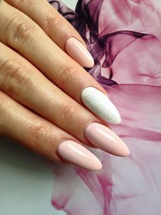 by Monika Terlecka Follow us on Pinterest. Find more inspiration at www.indigo-nails.com #white #nailart #nails #nude