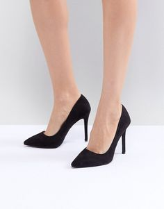 Find the best selection of QUPID Pointed High Heeled Shoes. High Heel Pumps, Pumps Heels, Ball Gowns Fantasy, Pointed Ballet Flats, Womens Boots On Sale, Black Suede Pumps, Retro Sunglasses, Court Shoes, Luxury Shoes