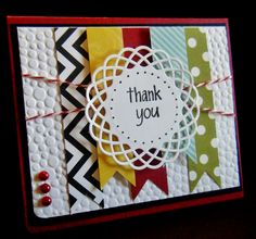 thank you - by Lisa Young - Scrapbook.com
