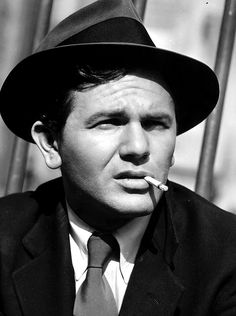 John Garfield, 1946  via steamboatbilljr