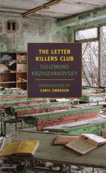 """Sigizmund Krzhizhanovsky's """"The Letter Killers Club"""" (NYRB, 2012). RBTH introduces a Christmas wish list of the best Russian books. Source: ITAR-TASS #russia #books #literature"""