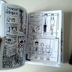 #ILLUSTRATION #ART #PRINTS - Book preview by Pablo Ientille para su ILLUSTRATION AROUND THE WORLD: illustration around the world es un proyecto de pabloientile que trata sobre viajar por Asia durante 5 meses, recorriendo 9 paises y creando un diario de viaje ilustrado. Interesante es que visitará ilustradores locales que aportarán con su estilo.   CAMPAÑA: www.verkami.com/projects/622  +INFO: http://illustrationaroundtheworld.com