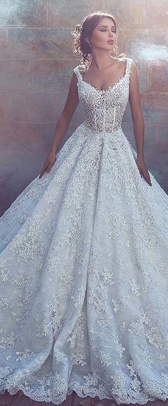Rami Al Ali 2018 Wedding Dresses | Wedding dress, Weddings and Gowns