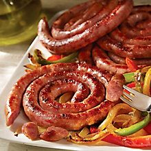 View details for Salchichas - Argentina Style Grilling Sausage, 2 Pounds Sausage Recipes, Pork Recipes, Healthy Recipes, Salad Recipes, Chorizo, Home Made Sausage, Argentina Food, How To Make Sausage, Sausage Making