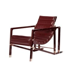 "Re-edition of a ""1927 Transat"" armchair by Eileen Gray"