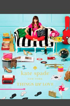 Kate Spade. The things we love (Abrams Books)