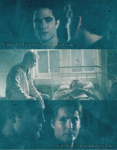 The Twilight Saga Breaking Dawn Part 2 Pic Of Edward And Carlisle ❤ Twilight Poster, Twilight Saga Series, Twilight Quotes, Twilight Edward, Twilight Cast, Twilight Pictures, Twilight Movie, Robert Pattinson Twilight, Movies To Watch