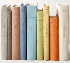 book colors