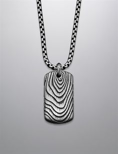 David Yurman - Search: ironwood pendant
