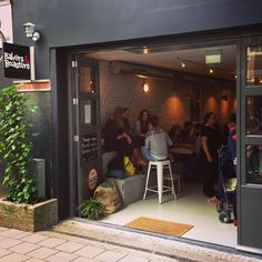 Bakers&Roasters, Amsterdam - best brunch in town